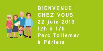Bienvenue chez vous - 22 juin 2019