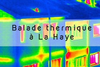 Balade thermique à La Haye
