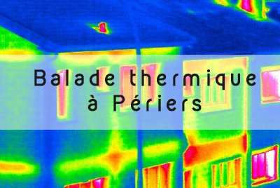 Balade thermique à Périers