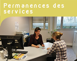 Permanences services